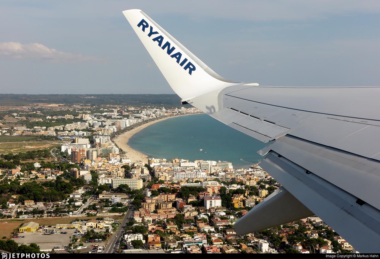EI-DLC - Boeing 737-8AS - Ryanair