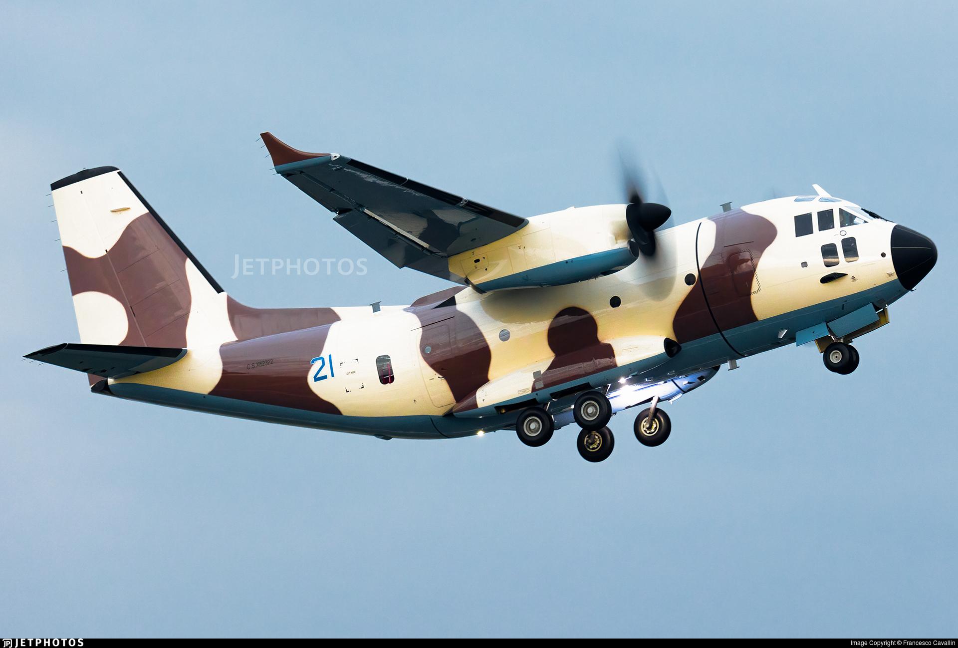 CSX62322 - Alenia C-27J Spartan NG - Alenia Aeronautica