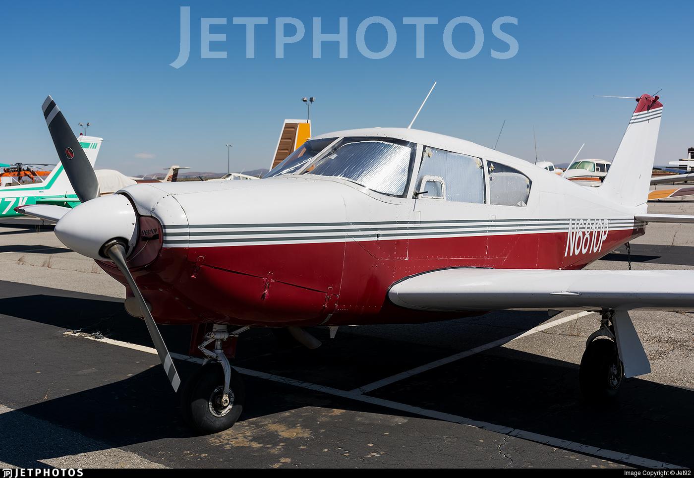 N6810P - Piper PA-24-250 Comanche - Private