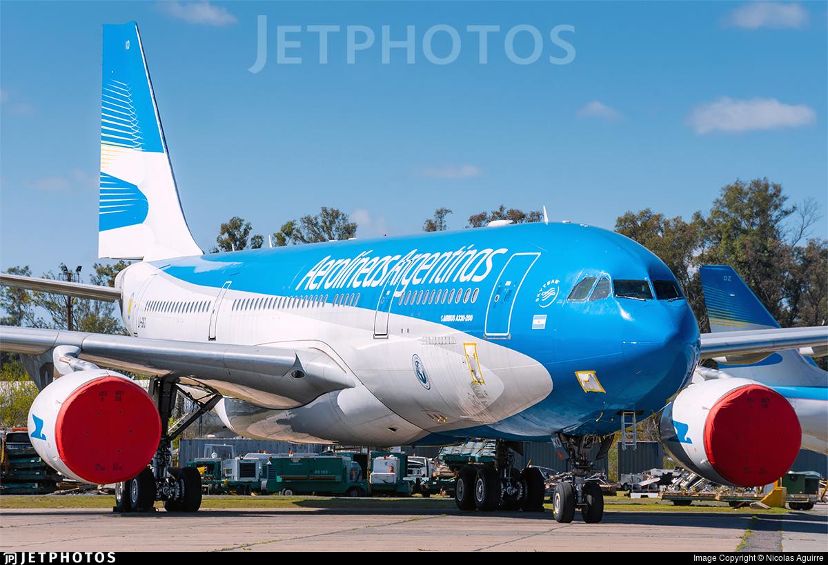 LV-GKO - Airbus A330-203 - Aerolíneas Argentinas