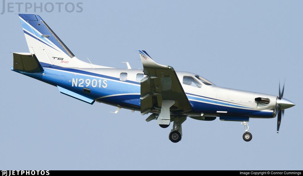 N2901S - Socata TBM-940 - Private