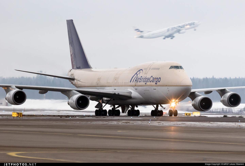 TF-AMP - Boeing 747-481(BCF) - Air Bridge Cargo (Air Atlanta Icelandic)