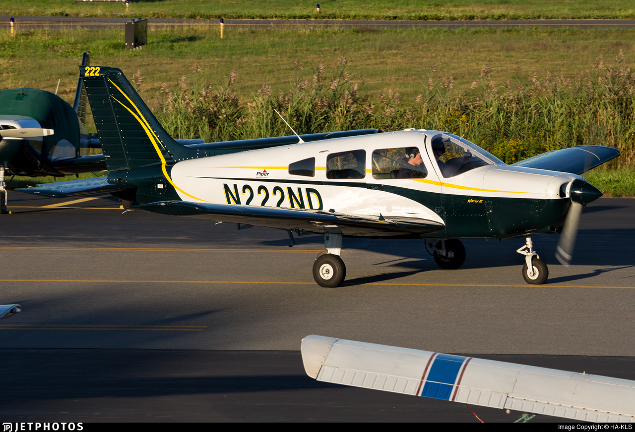 N222ND - Piper PA-28-161 Warrior III - Plane Nonsense