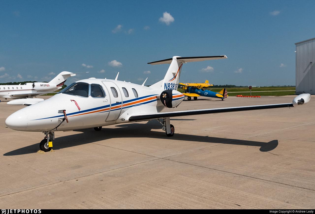 N838SB - Eclipse Aviation Eclipse 500 - Private