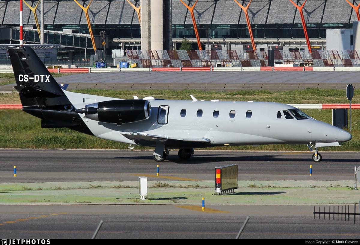 CS-DTX - Cessna 560XL Citation XLS - Private