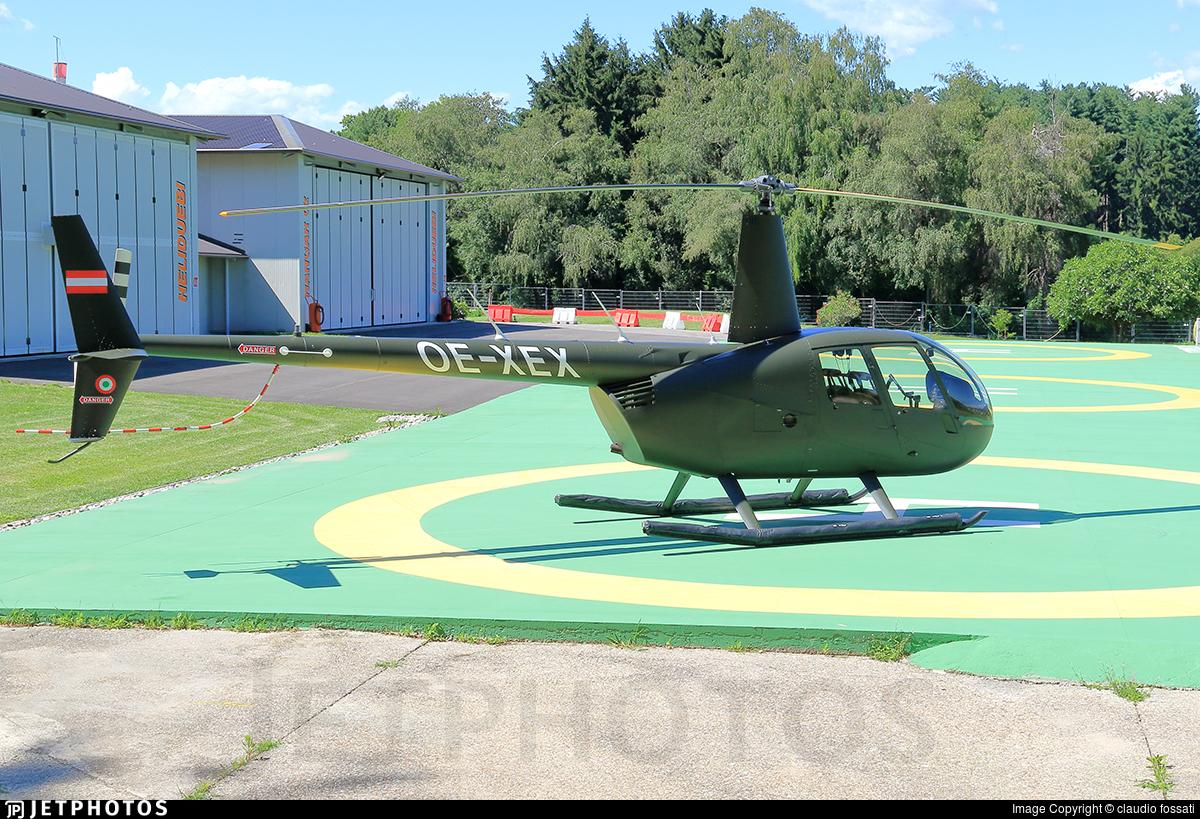 OE-XEX - Robinson R44 Clipper II - Private