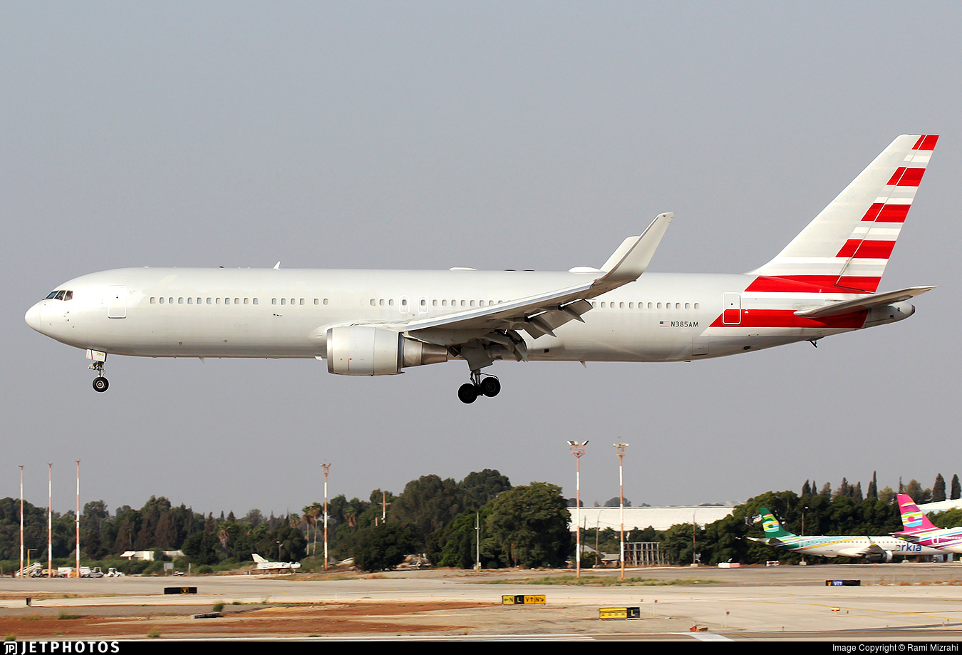 N385AM - Boeing 767-323(ER) - Cargo Aircraft Management