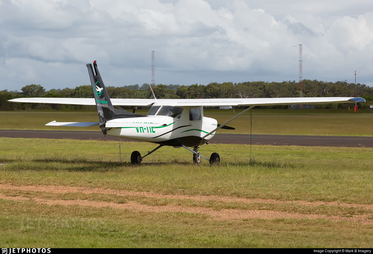 VH-TIE - Cessna 152 - Eastern Air Services