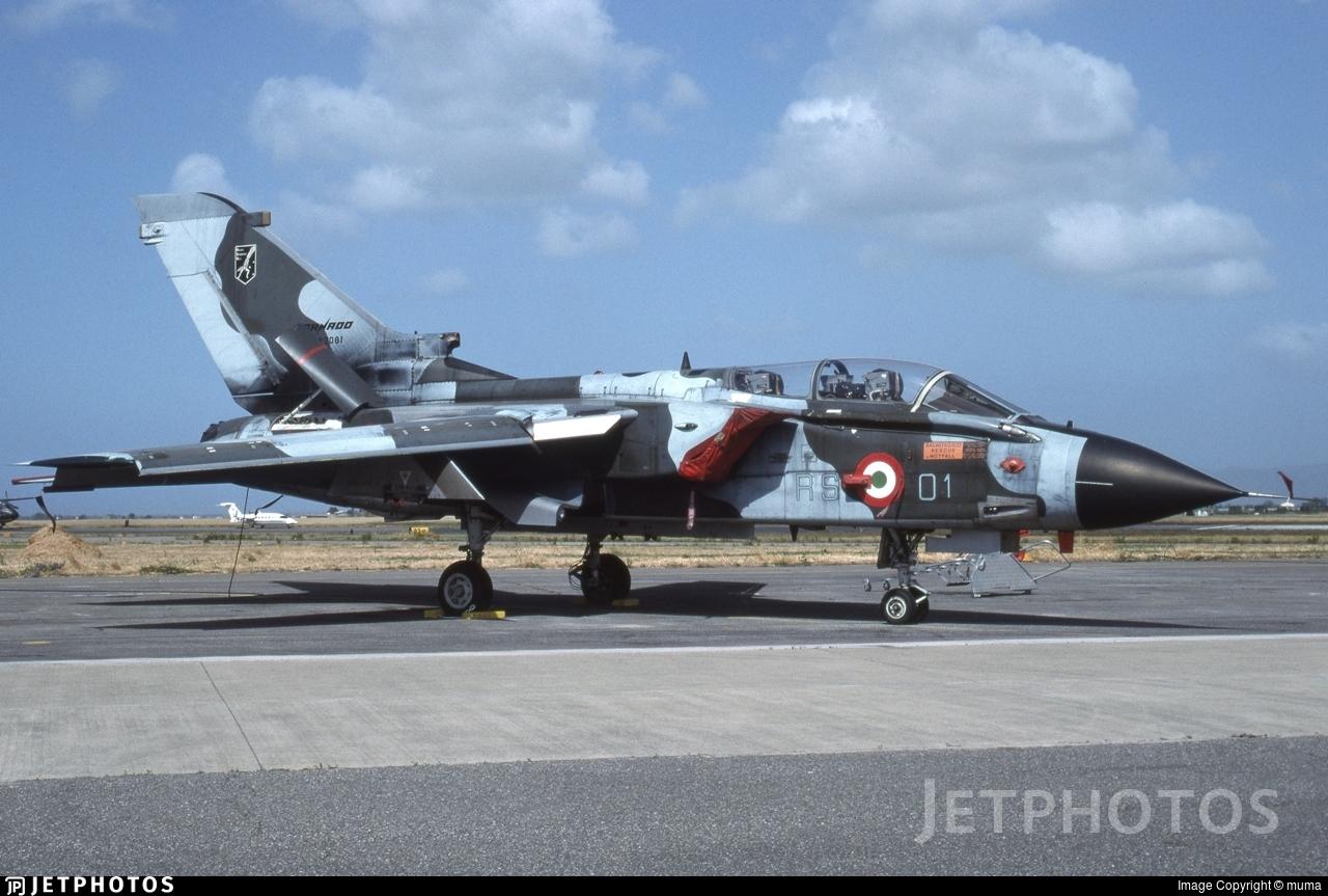 MM7081 - Panavia Tornado IDS - Italy - Air Force