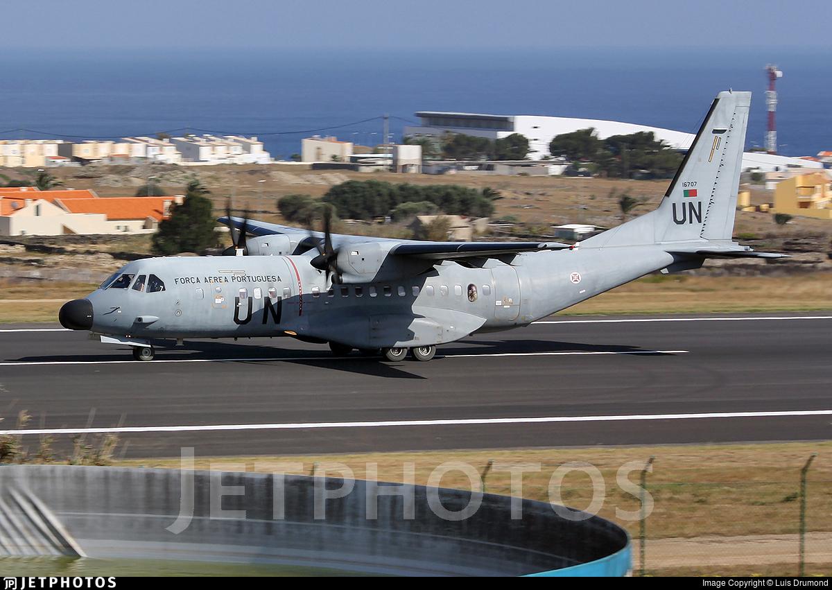 16707 - CASA C-295M - Portugal - Air Force