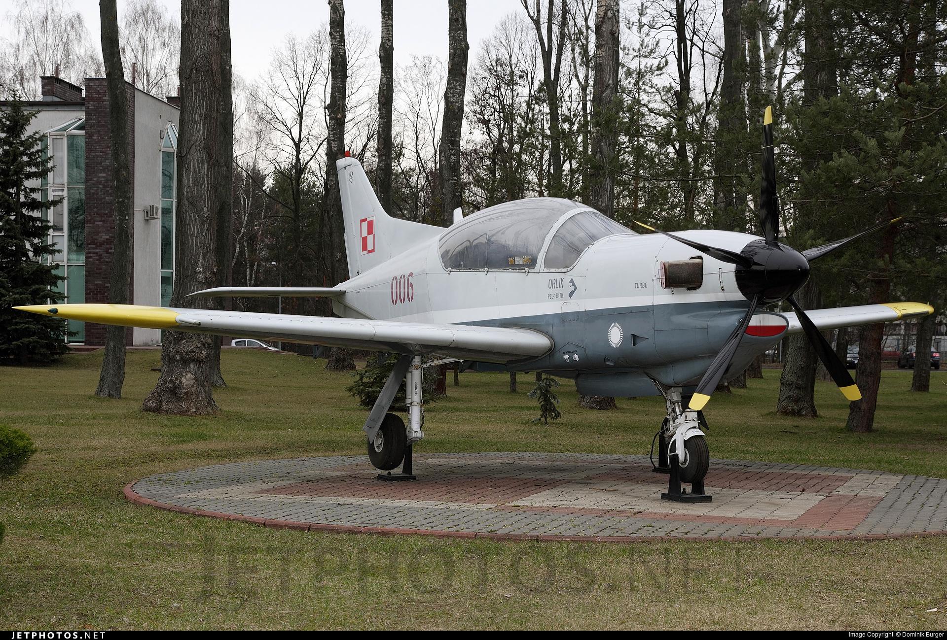 006 - PZL-Warszawa PZL-130 TM Orlik - Poland - Air Force