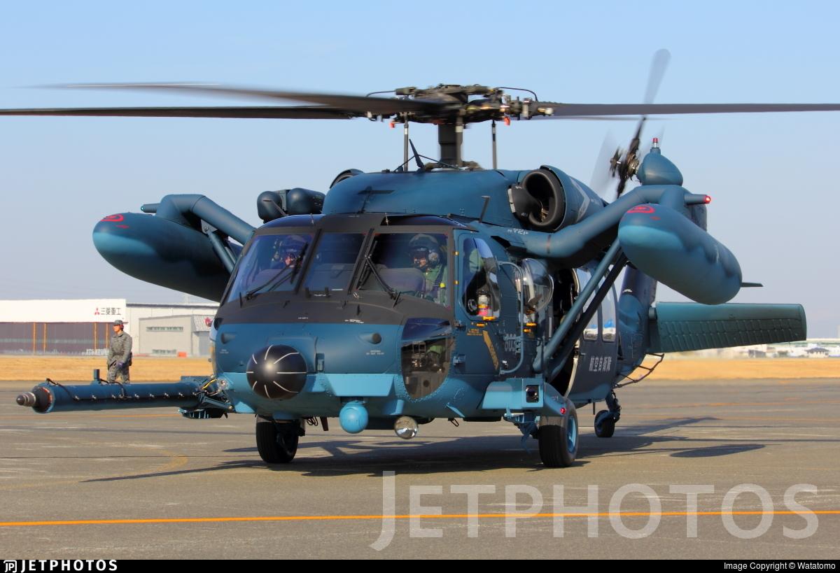 78-4603 - Mitsubishi UH-60J - Japan - Air Self Defence Force (JASDF)