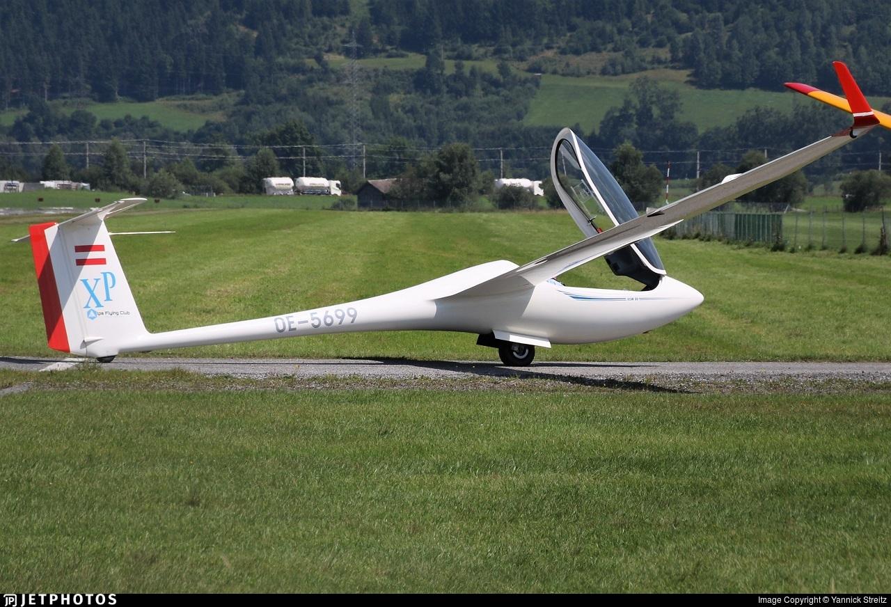 OE-5699 - Schleicher ASW-28 - Luftsportverein Zell am See