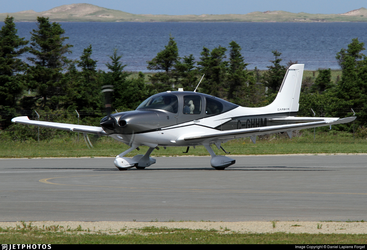C-GHHM - Cirrus SR22-GTS G6 Carbon - Private