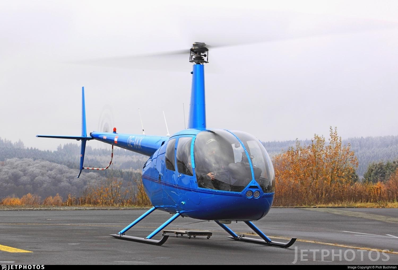 OE-XKX - Robinson R44 Clipper - Private