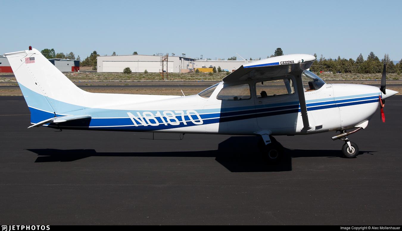 N61870 - Cessna 172M Skyhawk - Private