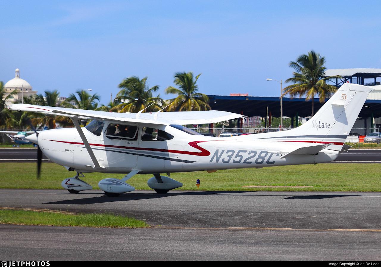 N3528C  - Cessna 182T Skylane - Private