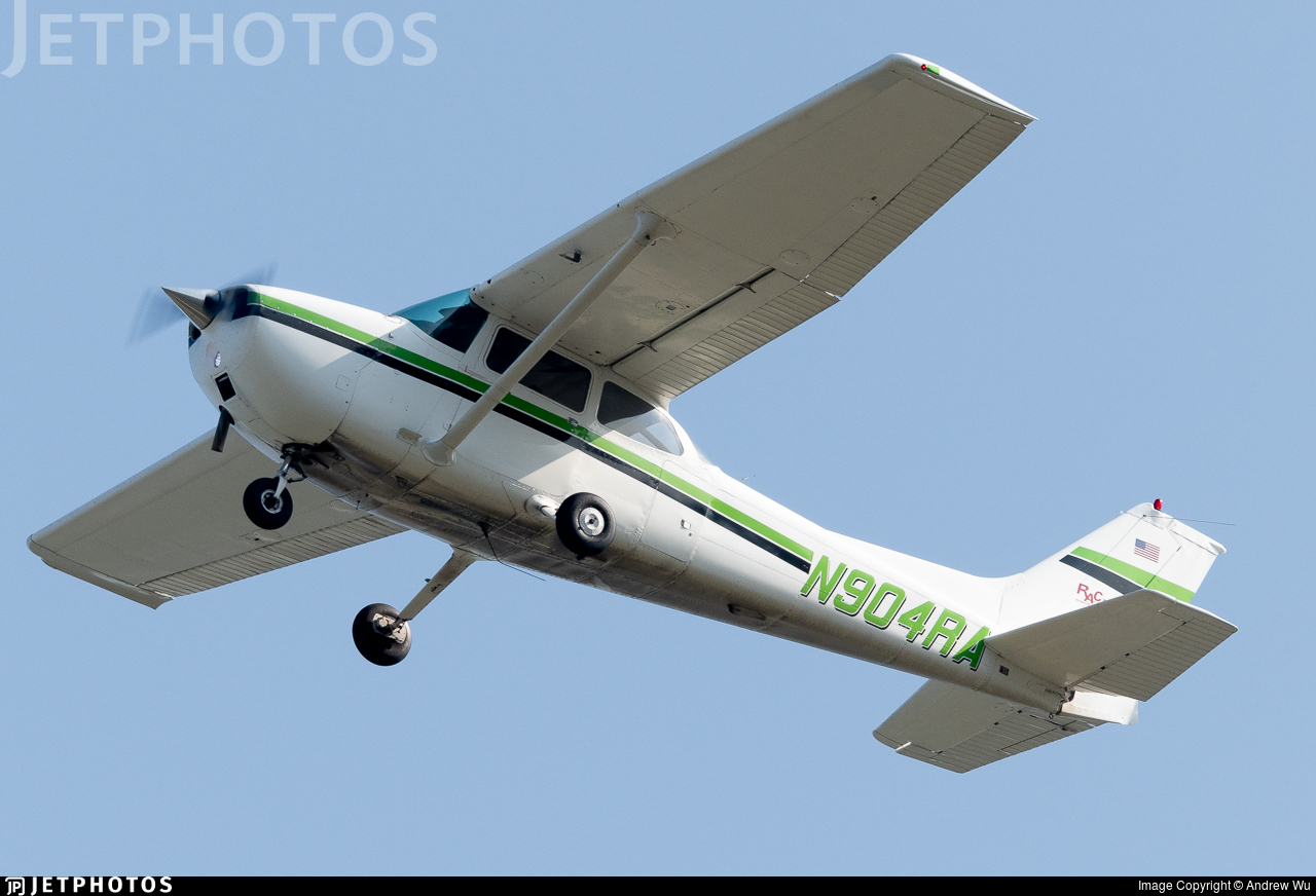 N904RA - Cessna 172M Skyhawk - Rochester Air Center