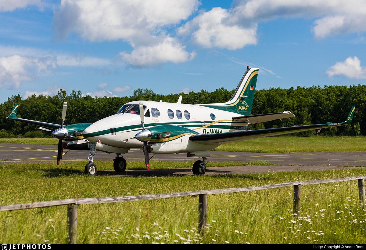 D-INMA - Beechcraft C90B King Air - Private