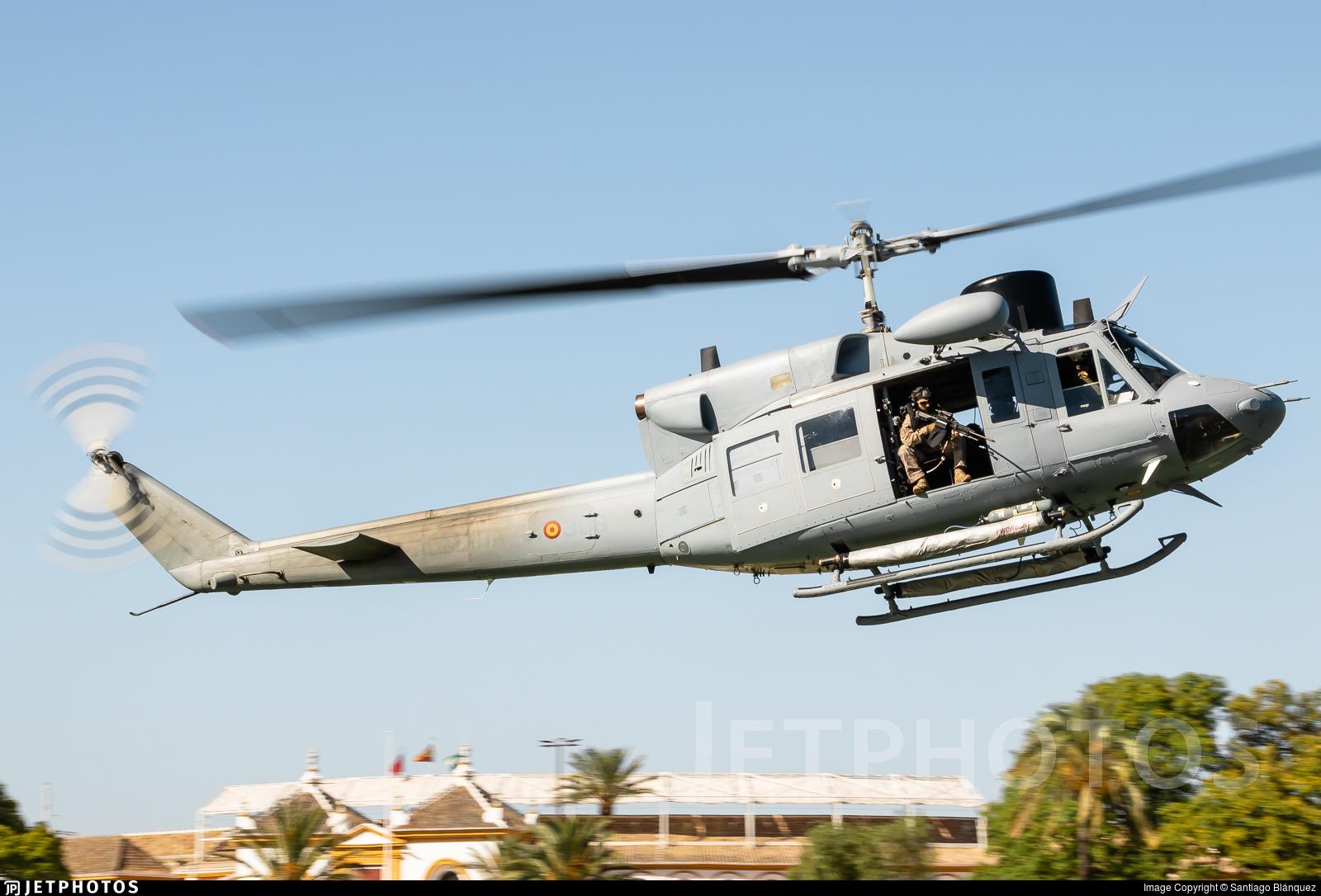 HA.18-04 - Agusta-Bell AB-212ASW - Spain - Navy