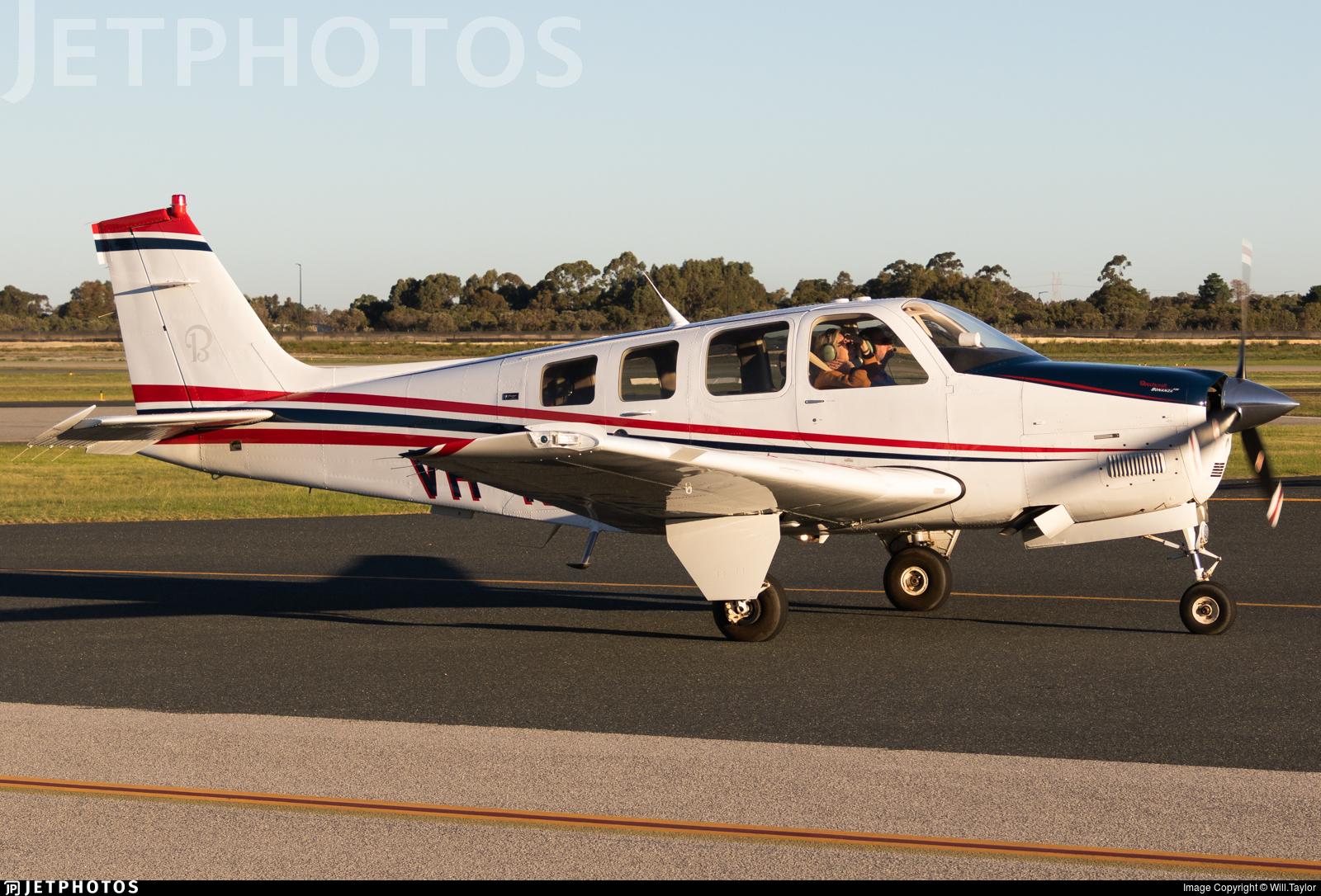 VH-KDT - Beechcraft 36 Bonanza - Private