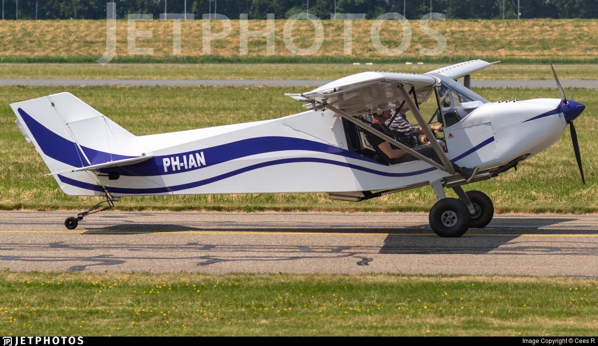 PH-IAN - Rans S-6S Coyote II - Private