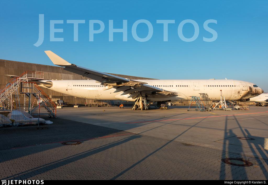 D-AIFA - Airbus A340-313X - Lufthansa