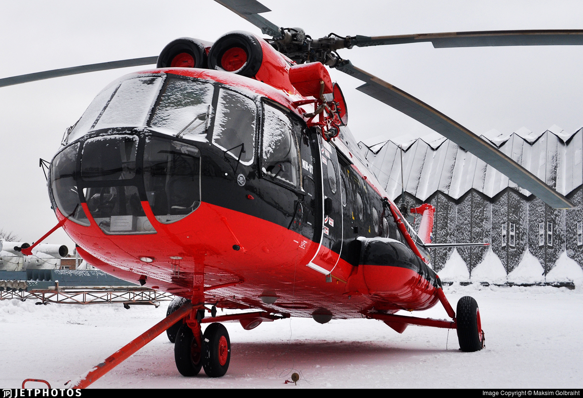 RA-22862 - Mil Mi-8T - Polyar-Avia