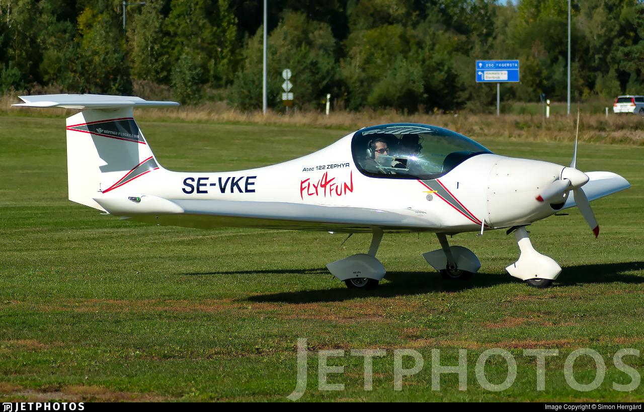 SE-VKE - Atec 122 Zephyr - Private