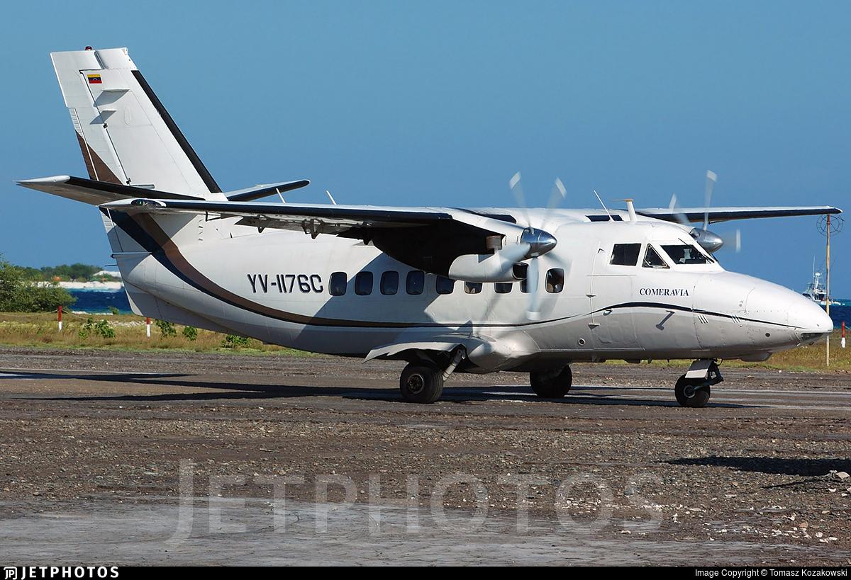 YV-1176C - Let L-410UVP-E Turbolet - Comeravia - Comercial de Aviacion