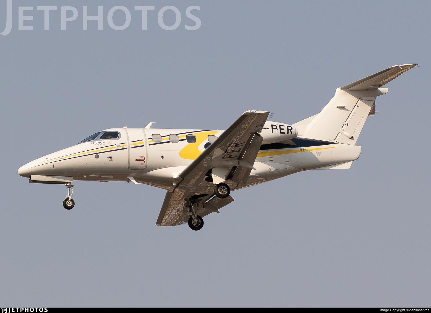 PR-PER - Embraer 500 Phenom 100 - Private