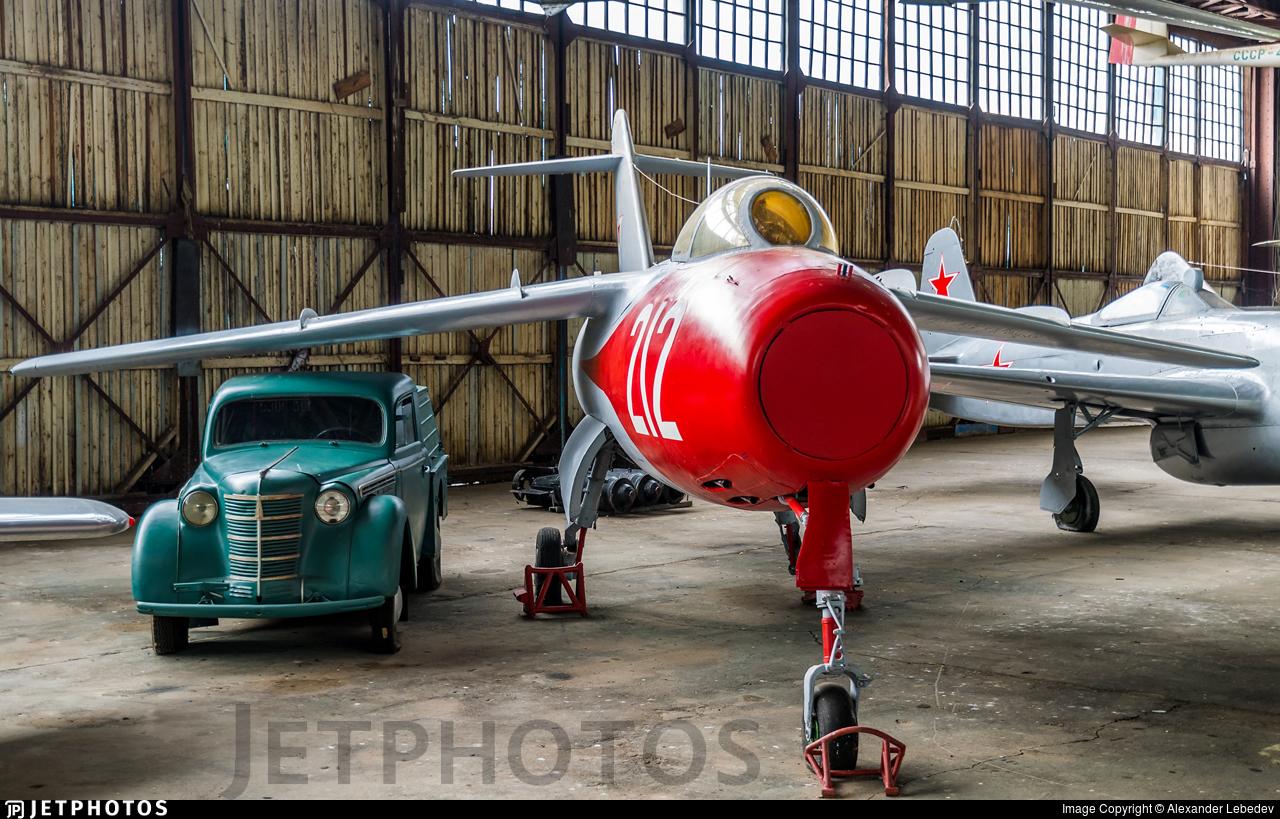 212 - Lavochkin La-15 Fantail - Soviet Union - Air Force