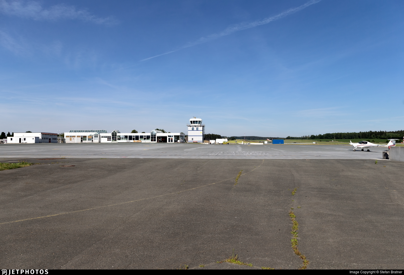 EDQM - Airport - Ramp