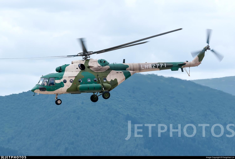 LH92771 - Mil Mi-171E Baikal - China - Army