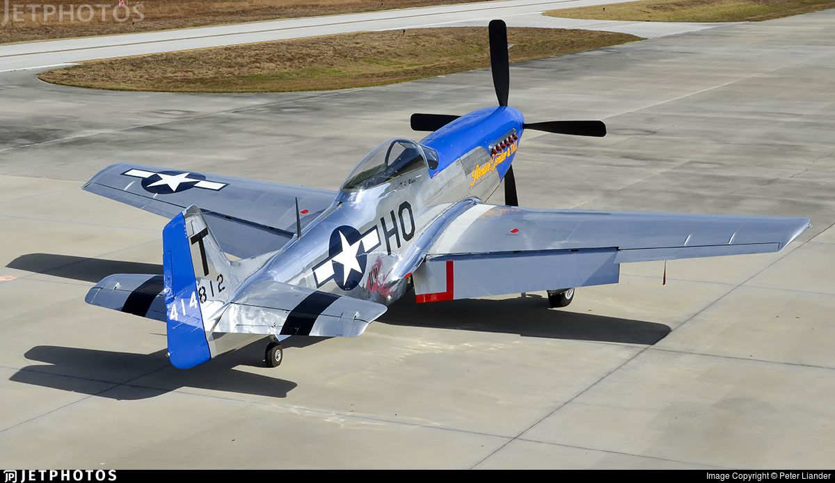 NL51DT - North American P-51D Mustang - Private
