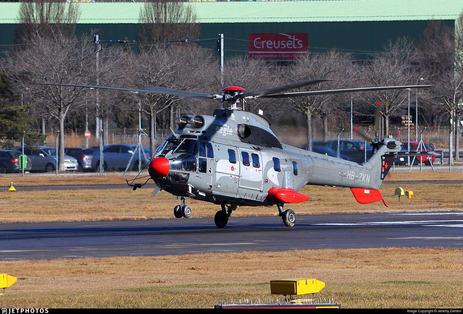 HB-ZKN - Aérospatiale AS 332C1 Super Puma - Eagle Helicopter