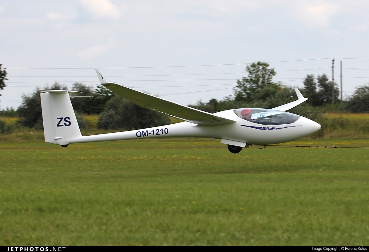 OM-1210 - Schleicher ASW-24 - Private