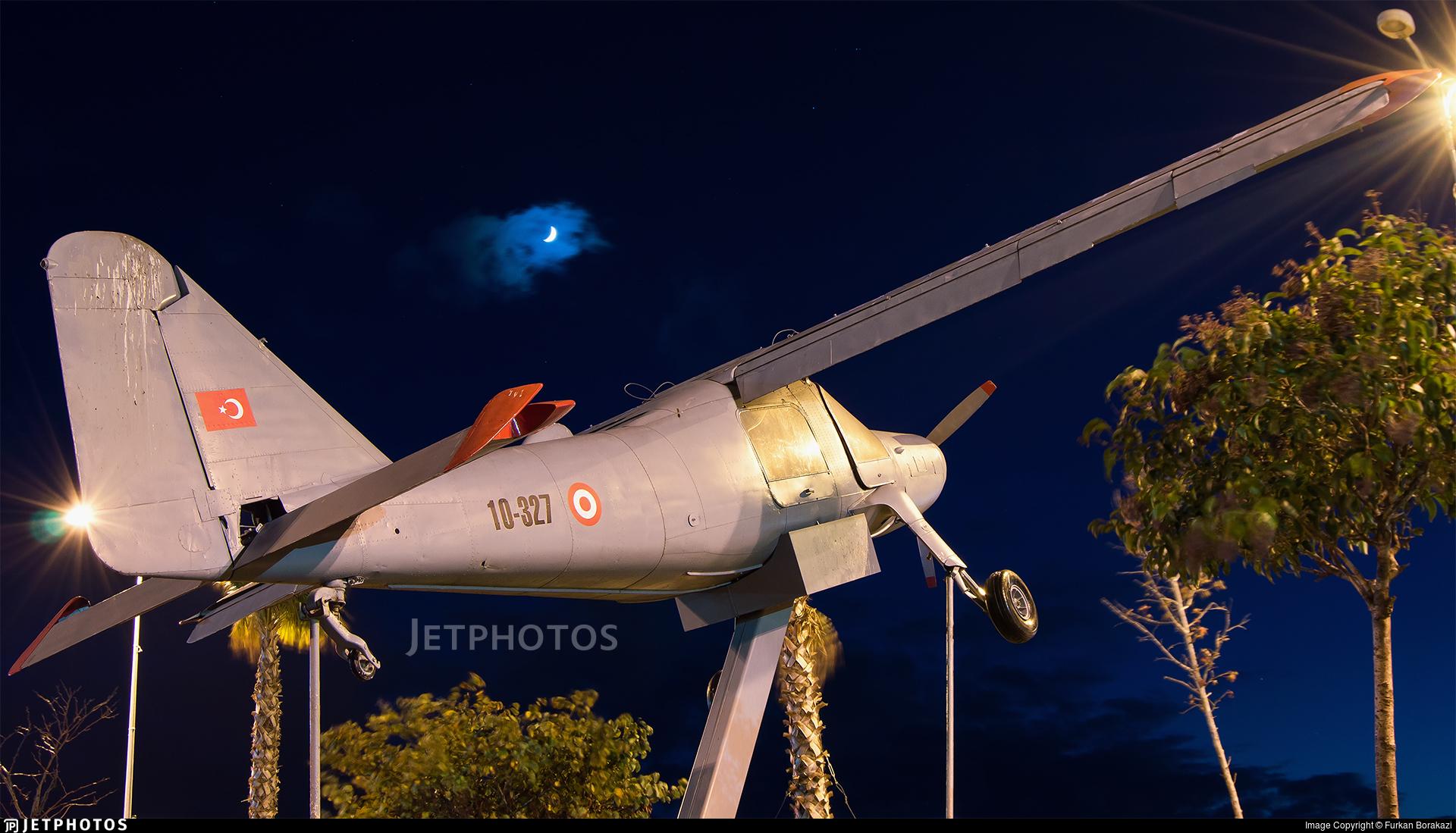 10-327 - Dornier Do-27H2 - Turkey - Air Force