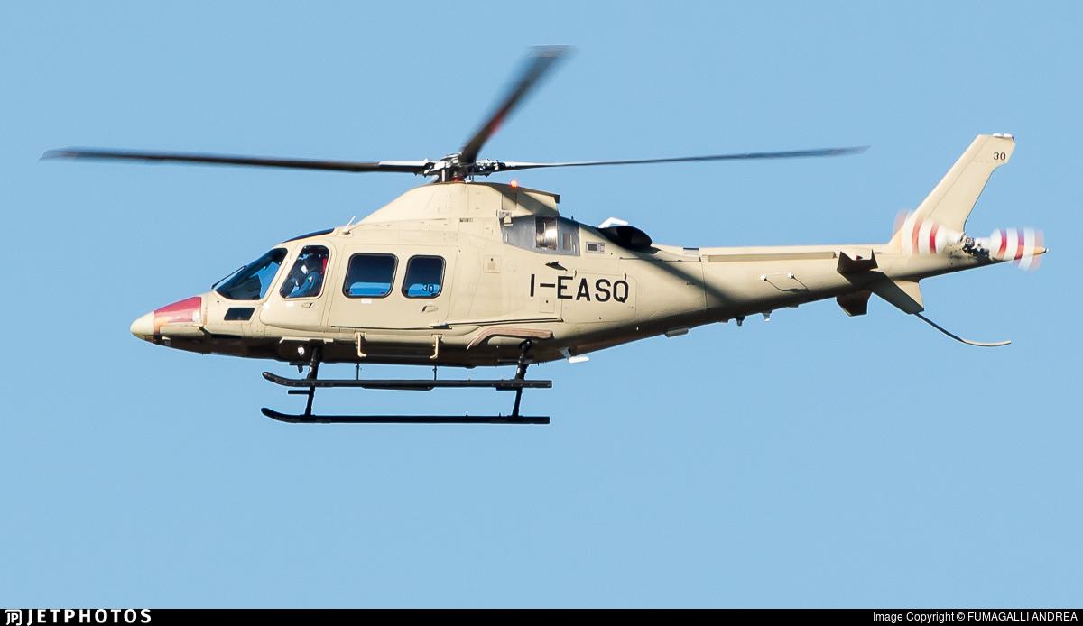 I-EASQ - Agusta-Westland AW-109 Trekker - Agusta-Westland