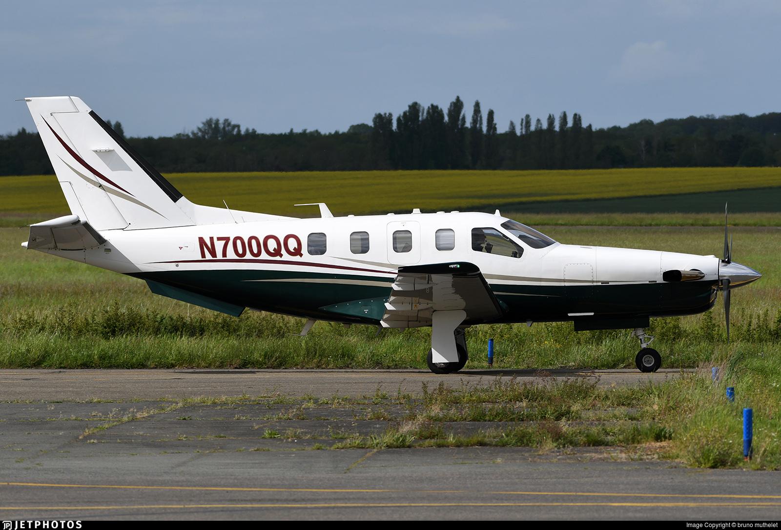N700QQ - Socata TBM-700C2 - Private