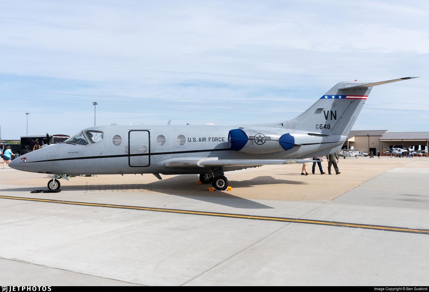 93-0648 - Beechcraft T-1A Jayhawk - United States - US Air Force (USAF)