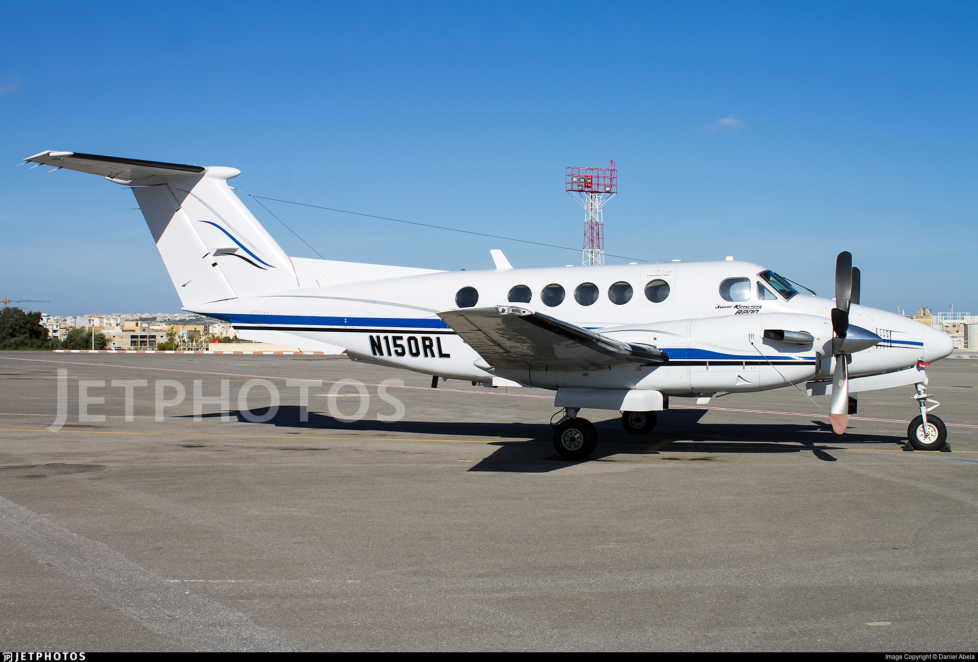 N150RL - Beechcraft 200C Super King Air - Sierra Nevada Corporation