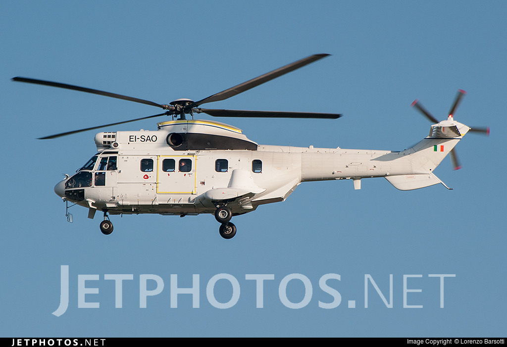 EI-SAO - Eurocopter AS 332M Super Puma - Untitled
