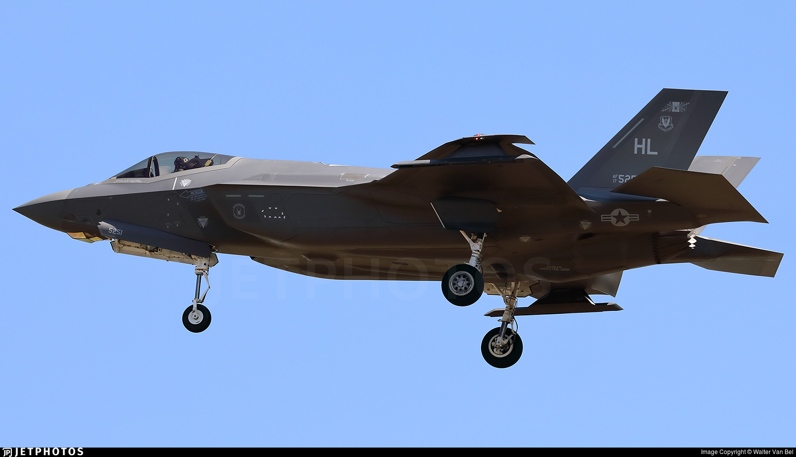 17-5251 - Lockheed Martin F-35A Lightning II - United States - US Air Force (USAF)
