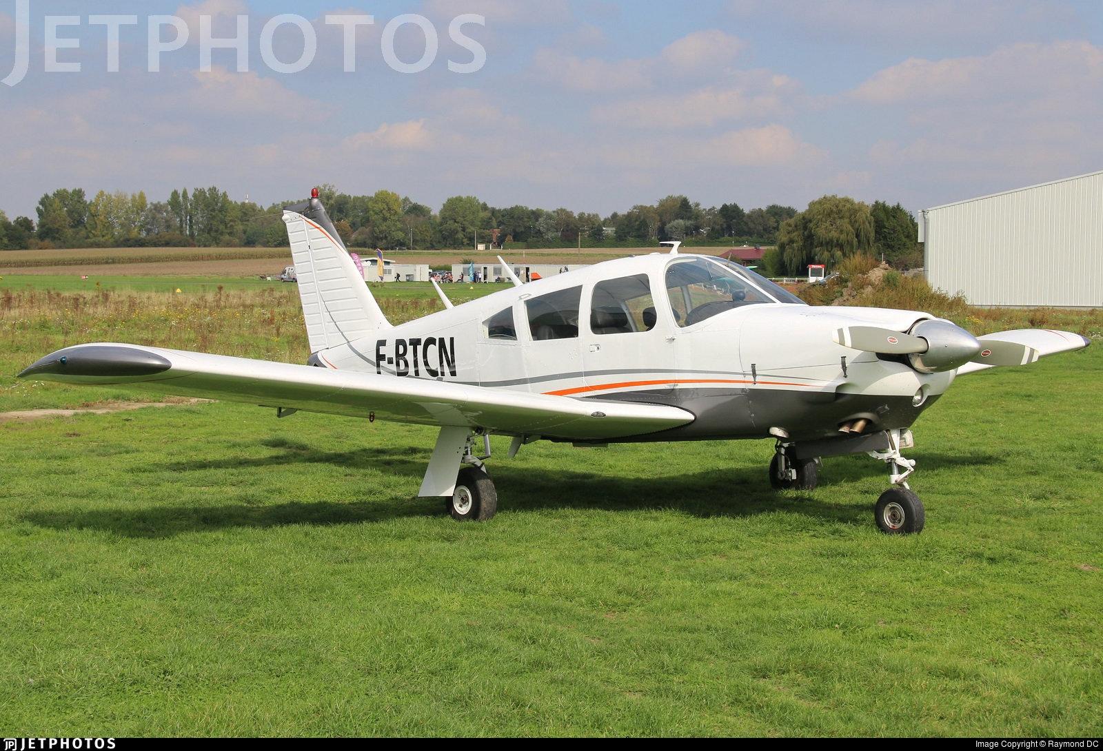 F-BTCN - Piper PA-28R-200 Cherokee Arrow - Private