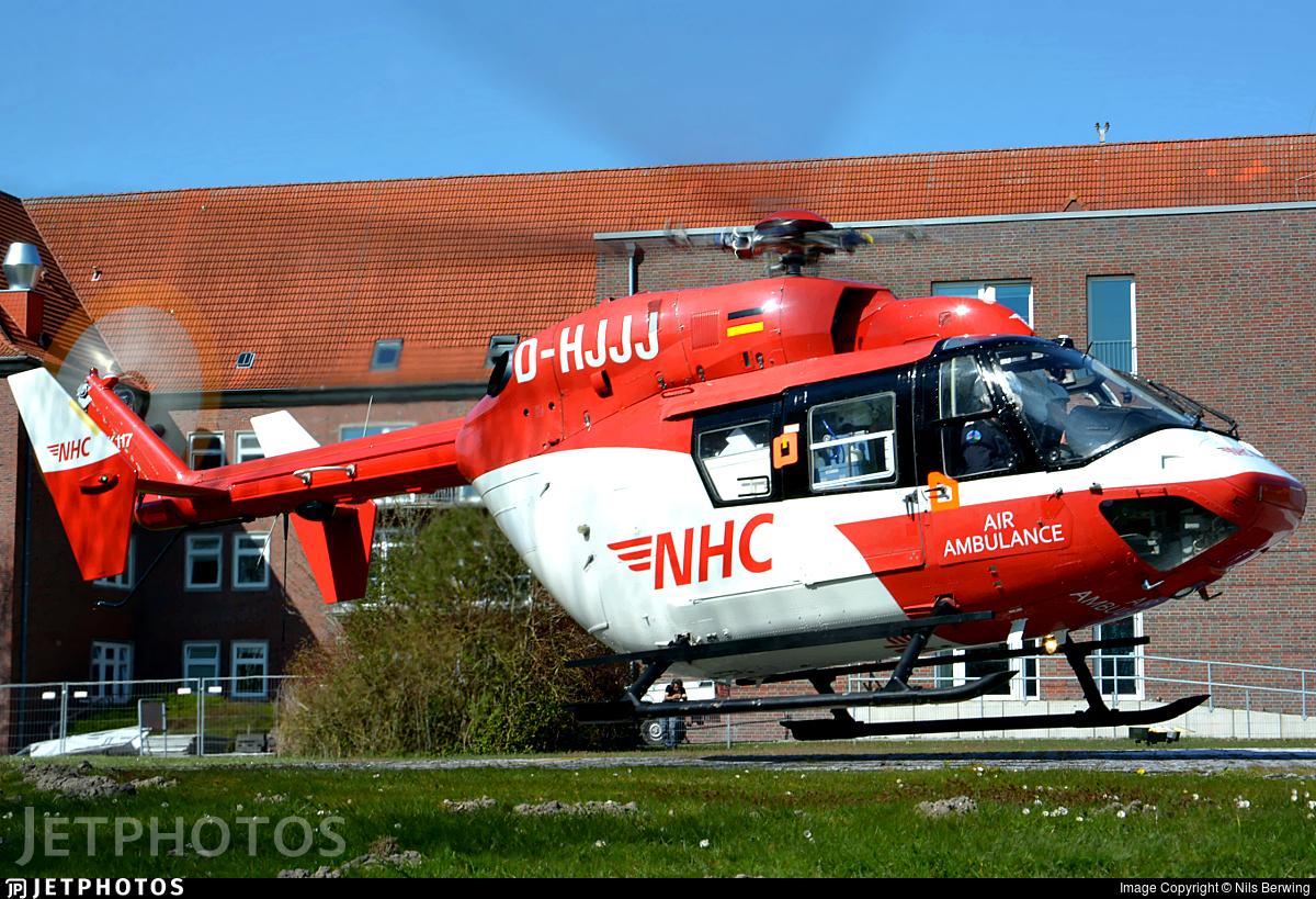 D-HJJJ - MBB BK117B-2 - Northern Helicopter