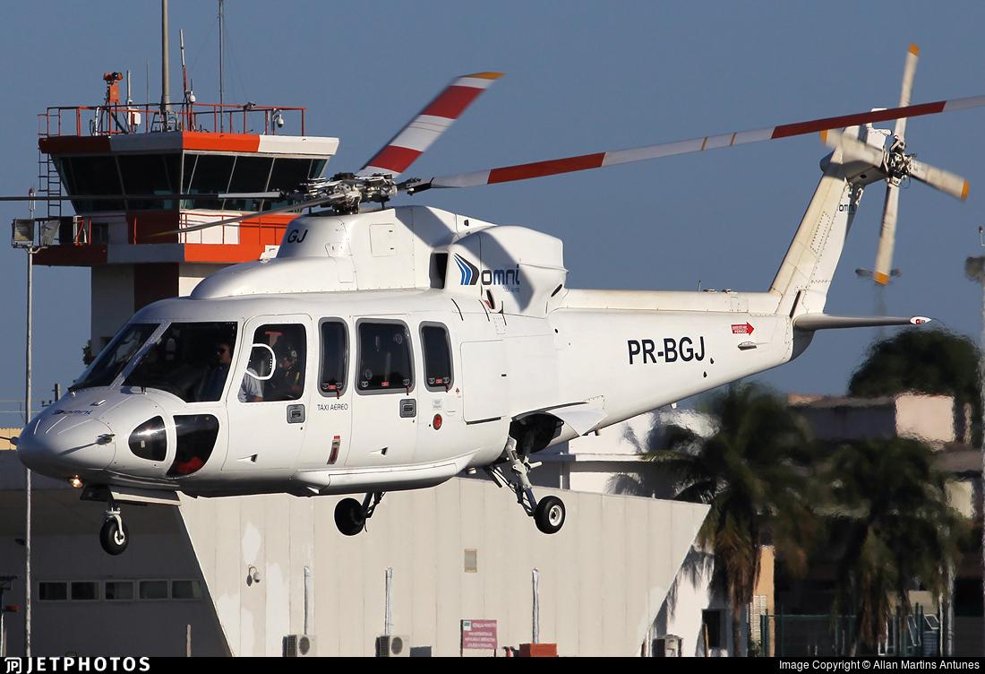 PR-BGJ - Sikorsky S-76C - Omni Táxi Aéreo