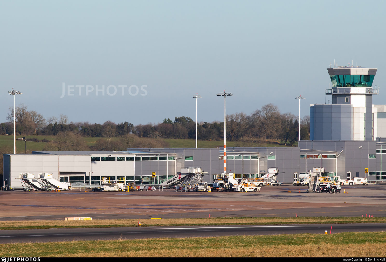 EGGD - Airport - Airport Overview