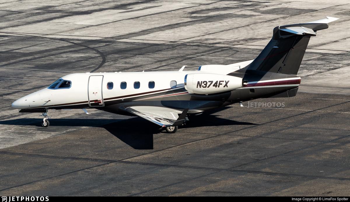 N374FX - Embraer 505 Phenom 300 - Flexjet
