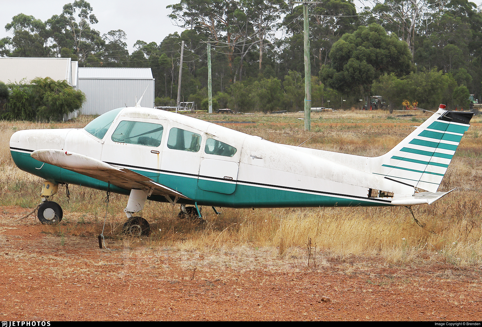 VH-TYY - Beechcraft A23-24 Musketeer Super III - Private